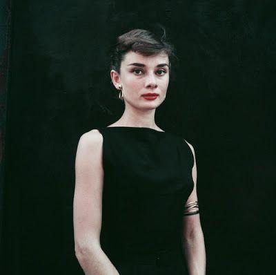 Vintage Glamour Girls: Audrey Hepburn