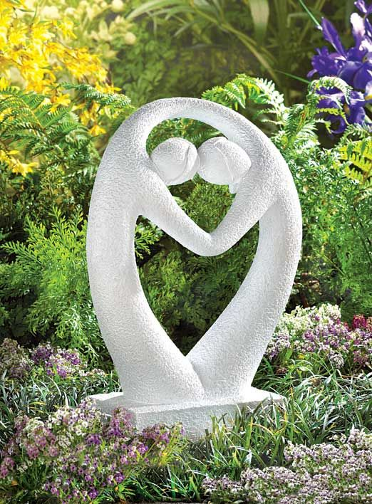 garden accessories and ornaments | complete garden by separating the varied areas of the garden