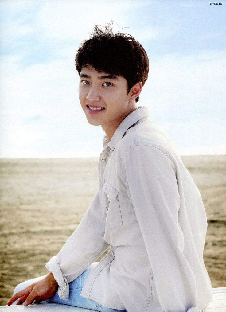 D.O <3 EXO Dear Happiness photobook 2016 <3