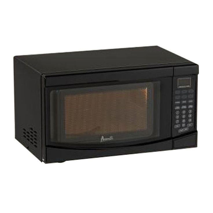 Avanti 0.7 cu. ft. Countertop Microwave in Black