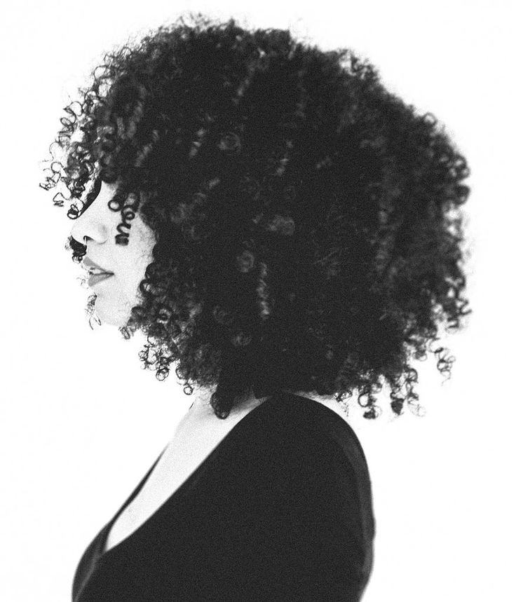 The Coiffure Project  ($30) is zooming in on the natural hair trend.