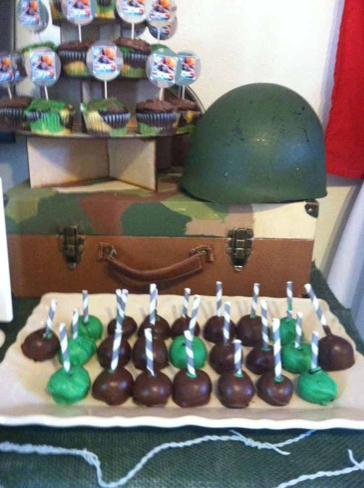 Army Birthday Party Ideas | Photo 1 of 35