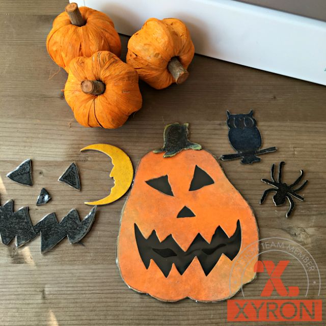 Halloween Laminated Fridge Magnets