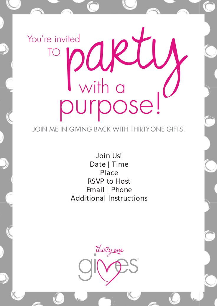 8 best Thirty-one Fundraising images on Pinterest | 31 ideas, 31 ...