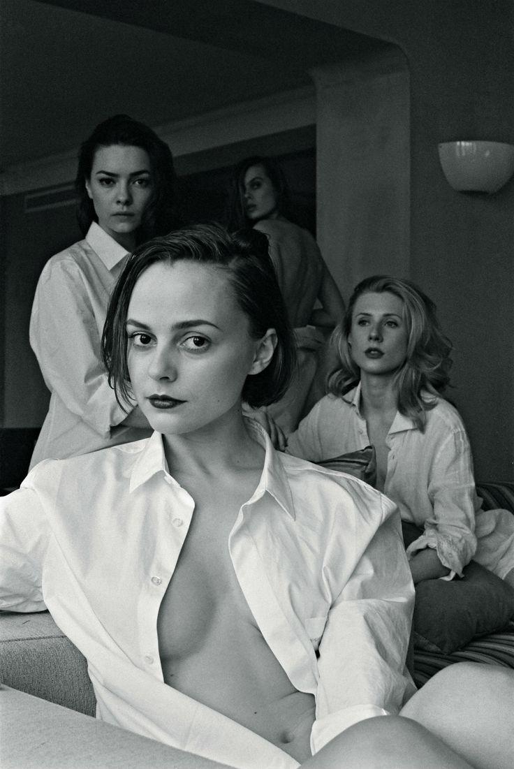 Молодые московские актрисы - PORT Russia