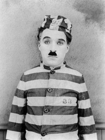 The Adventurer, Charlie Chaplin, 1917 Photographie sur AllPosters.fr