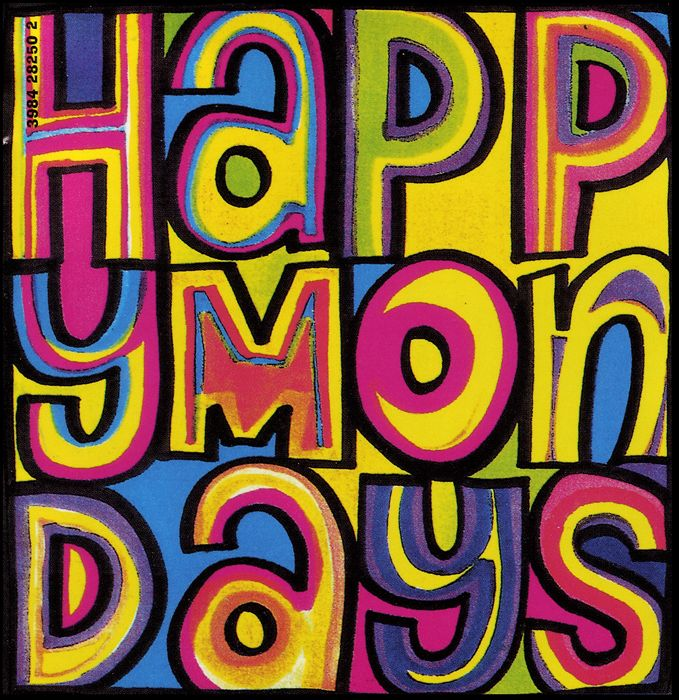 CENTRAL STATION DESIGN. Bummed - Happy Mondays