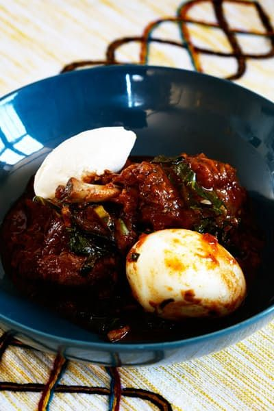 Homestyle Stew Recipe: Doro We't and Spiced Butter — Cookbook Recipes