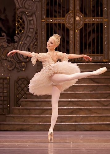 Sugar Plum Fairy--Sarah Lamb in THE NUTCRACKER--The Royal Ballet, London