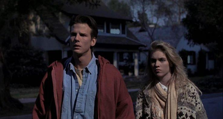 Peter Berg, Camille Cooper Shocker (1989)