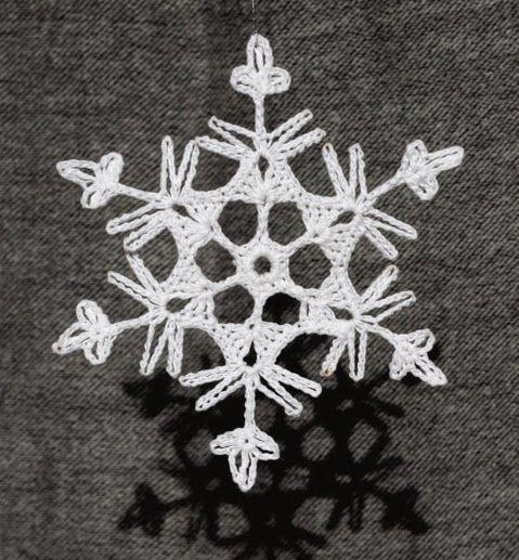 Relasé: Addobba la tua casa a Natale con i fiocchi di neve...