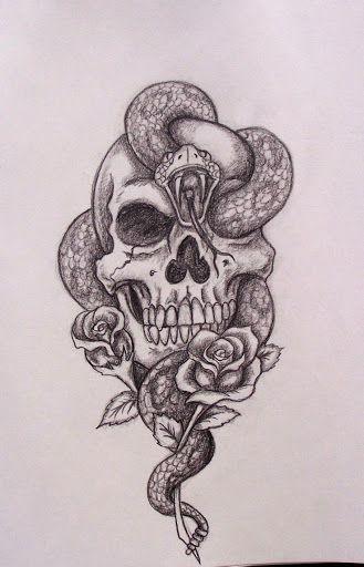 Top 55 Best Skull Tattoos Designs and Ideas | Tattoos Me