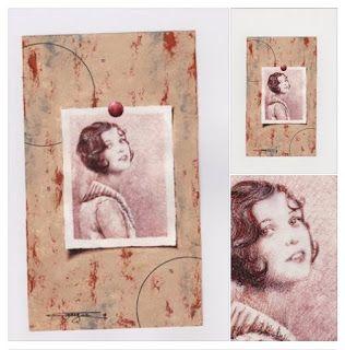 Massimo Capogna - Artist:   Acquerello al caffè con penne staedtler ball 43...