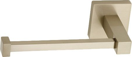 Contemporary II Wall Mounted Single Post Toilet Paper Holder