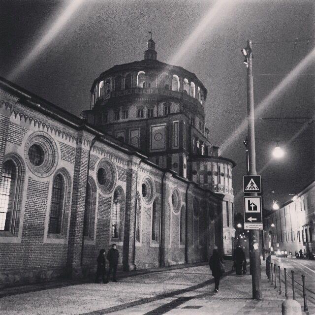 Santa Maria delle Grazie. Milano