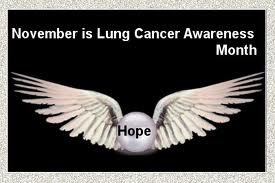 Pls Repin to spread the awareness of Lung Cancer Awareness Month