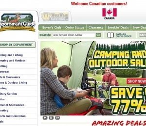 Camping world coupon code