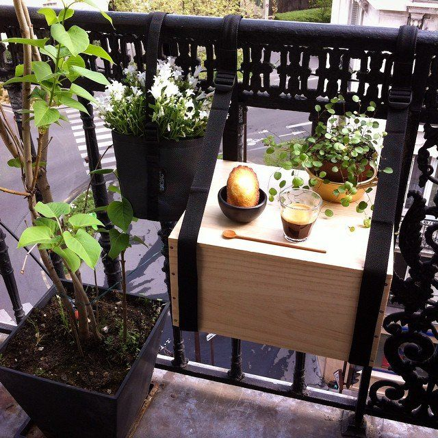 87 best ideas about jardinage ext rieur on pinterest - Idee deco petit balcon ...