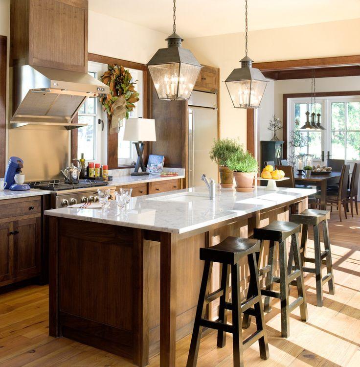 13 Brilliant Kitchen Lighting Ideas: 17 Best Ideas About Lantern Lighting Kitchen On Pinterest