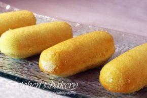 How to make Hostess Twinkies! Copy cat recipe!