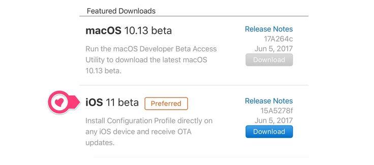 iOS 11: Wie kann ich iOS 11 beta 1 schon heute installieren? - https://apfeleimer.de/2017/06/ios-11-wie-kann-ich-ios-11-beta-1-schon-heute-installieren - iOS 11 beta schon jetzt installieren? Zur WWDC 2017 hat Apple das neue mobile Betriebssystem iOS 11 für iPhone und iPad vorgestellt. Eine erste Beta-Version von iOS 11 kann bereits heruntergeladen und installiert werden. Eingetragene Entwickler und Teilnehmer am Apple Developer Programm können...
