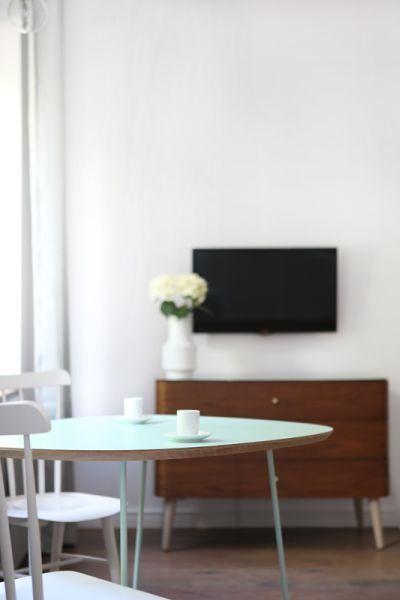 glanc studio - stół Maple