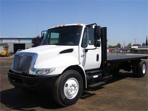 Used 2006 #International 4300 #Medium_Duty_Truck in Visalia @ AmericanTruckTrader.Com