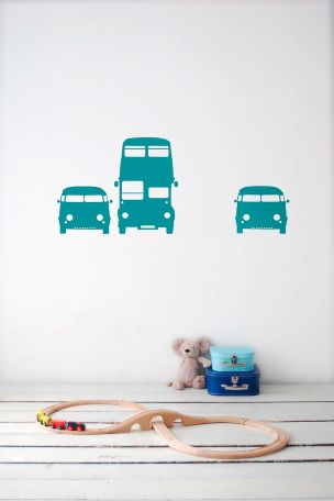 Ferm Living Stickers Rush Hour