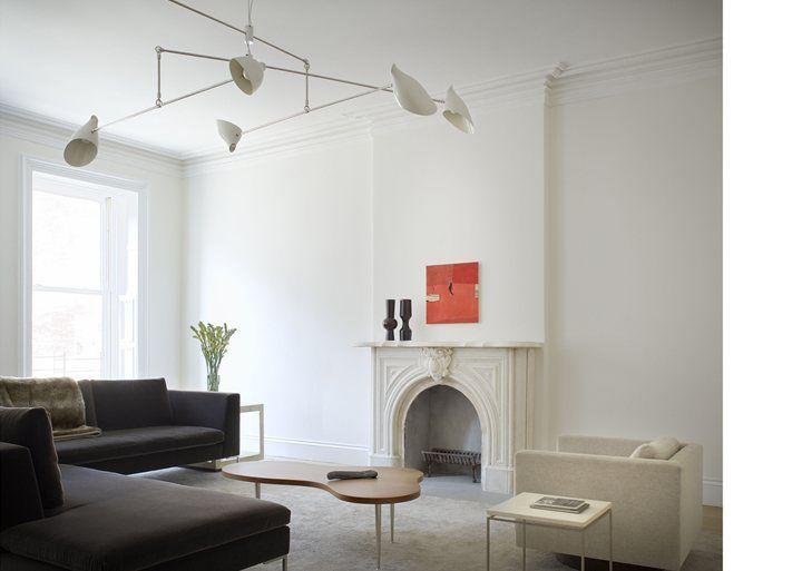 David Weeks chandelier mobile   Rees Roberts + Partners LLC / New York, NY
