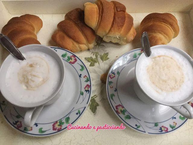 Cornetti veloci per la colazione