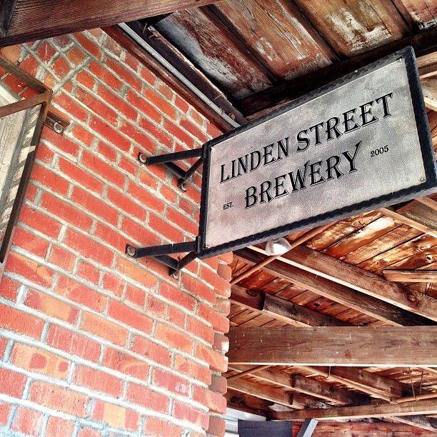 Linden Street Brewery in Oakland, CA. Gastropub is next door.