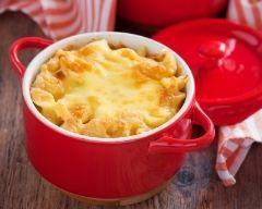 Gratin de macaronis au reblochon (facile, rapide) - Une recette CuisineAZ