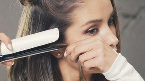 Rettetang-trikset som gir naturlige bølger i håret