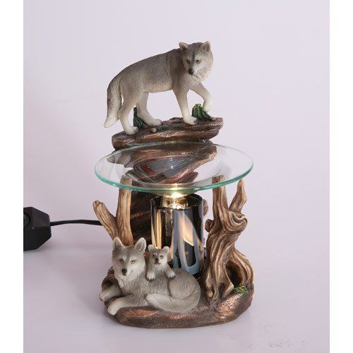 Wolf Family Electric Oil Warmer New | eBay