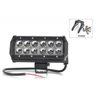 $34.99  36W CREE LED Work Light - 6.5 Inch, 2520LM, 12 x 3W Bulbs, Engineering Lamp, Off Road/ATV Lamp http://www.chinavasion.com/china/wholesale/LED_Lights/Automotive_LED_Lights/36W_CREE_LED_Work_Light_-_6.5_Inch_2520LM_12_x_3W_Bulbs_Engineering_Lamp_Off_Road_ATV_Lamp/