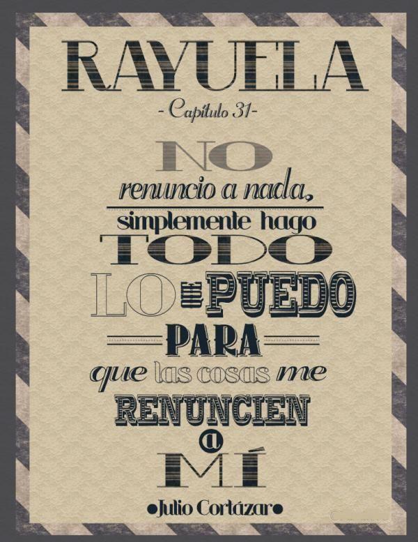 Rayuela Julio Cortazar -
