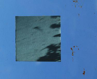 Blue Square 2010 Photograph