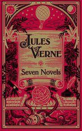 Jules Verne: Seven Novels (inbunden)