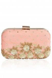 Blush Pink #shopnow #happyshopping #designer #accessories #clutch #blushpink #Vian #perniaspopupshop