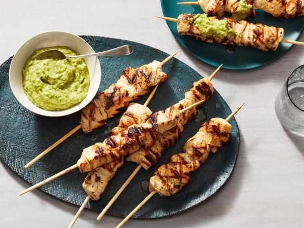 Grilled Chicken With Avocado Pesto Recipe In 2019 Fowl Foods