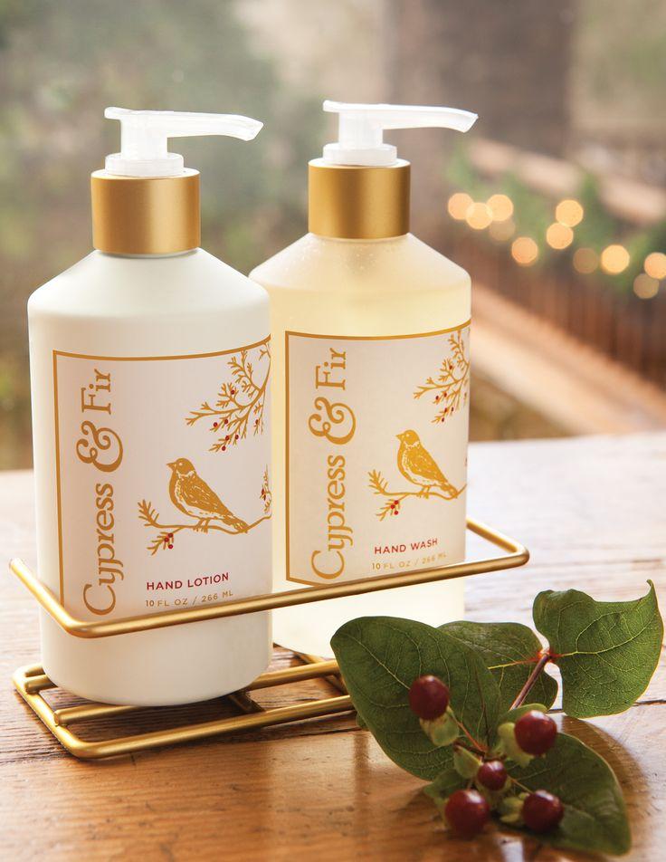 Hand & Body Wash & Lotion