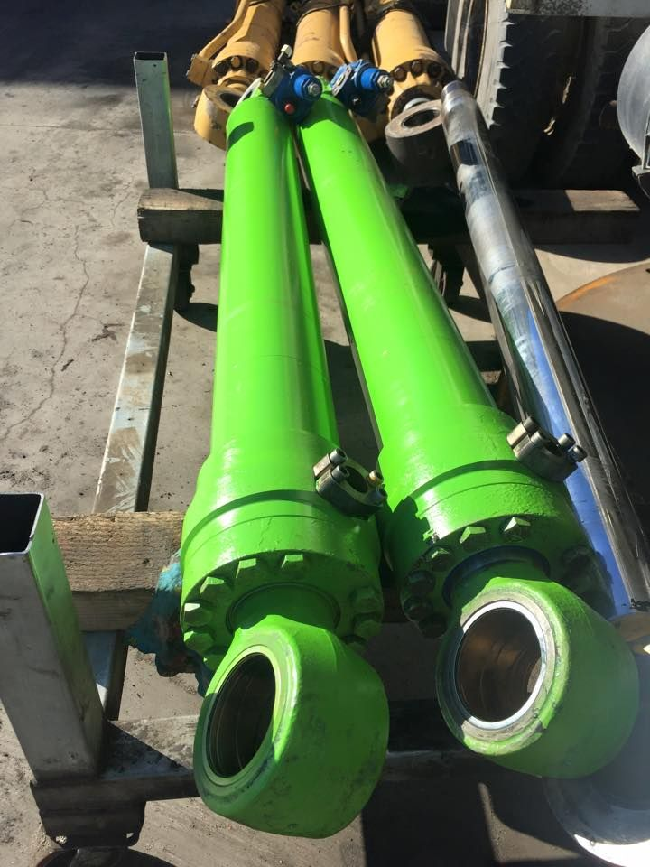 Jam Hydraulics is the premier provider of custom designed  hydraulic cylinders in Melbourne, Australia . We offer our hydraulic cylinders in the medium duty pressure range ) and the high pressure range. Jam Hyd's strategy consists in providing application-oriented solutions, rather than simple products. #HydraulicCylinder
