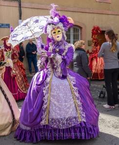 Carnaval in Limoux, Frankrijk www.audetourisme.com