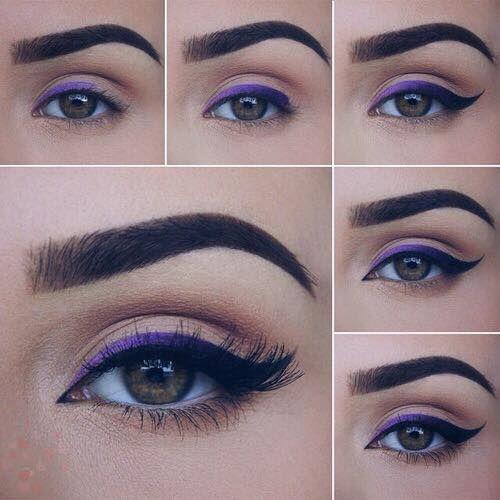 Top 10 Breathtaking Eyes Tutorials | trends4everyone
