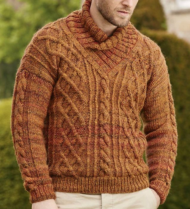 THIS SWEATER by Pat Menchini has