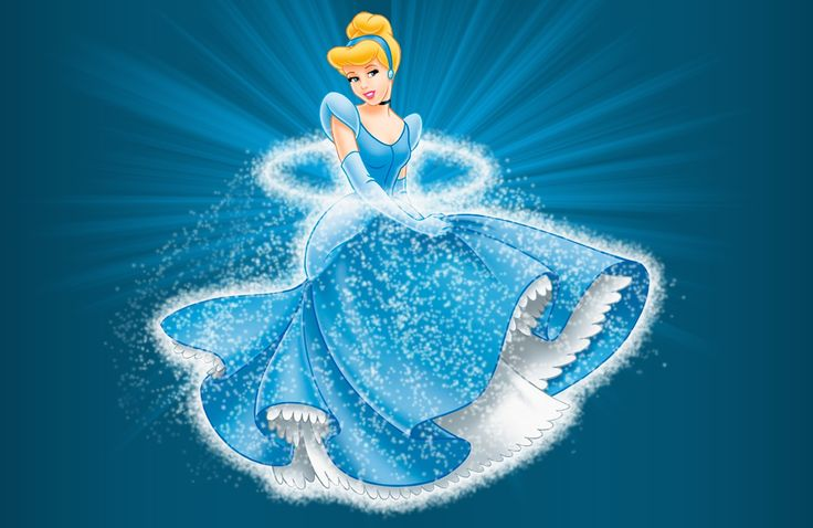Cinderella Cartoon Movie | Princess Cinderella HD Desktop Wallpapers