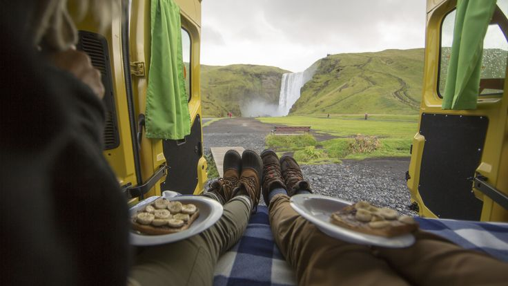 Van Conversion Toilet Campervan Iceland Ranking Top 5 Rental Companies In Post Summarizes The Cheapest