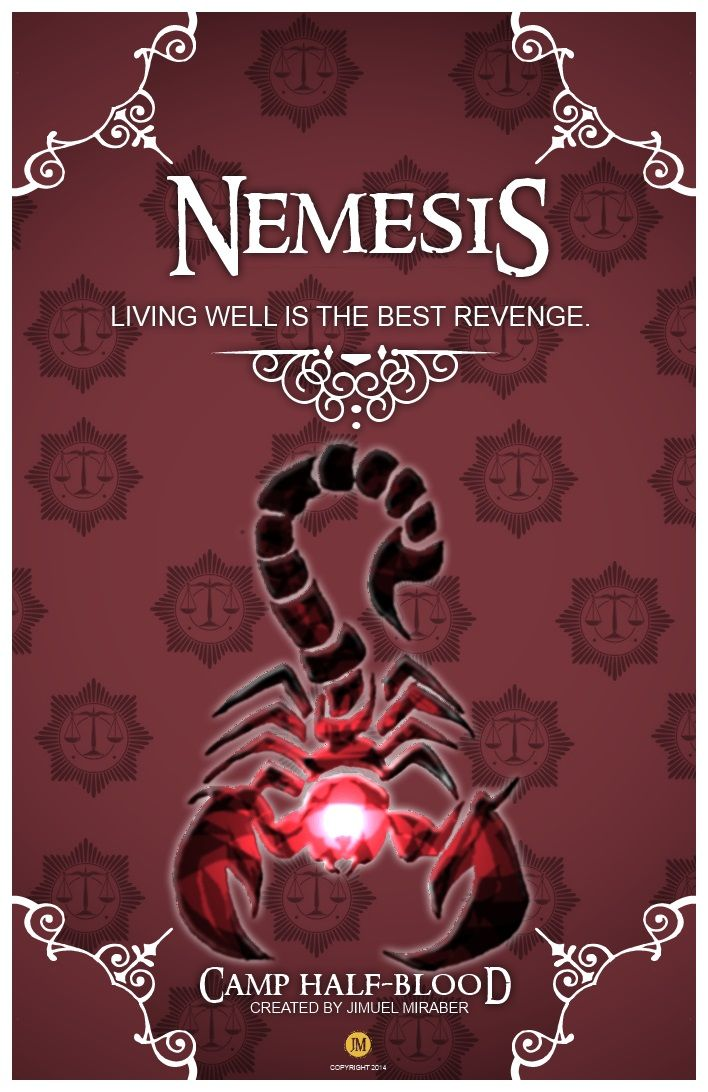 CHB Cabin Poster Nemesis by jimuelmaurer26.deviantart.com on @DeviantArt