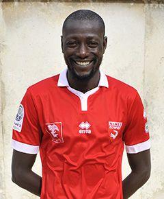 Ousmane CISSOKHO - Nîmes Olympique