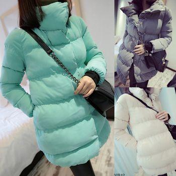 Куртка хлопок - мягкий длинная, нагрудные одежда осень зима пиджаки женщины средний -http://ru.aliexpress.com/item/New-Original-2014-lapel-cotton-padded-clothes-autumn-winter-outwear-Fashion-Women-Medium-long-jacket/32272454365.html?spm=2114.03020108.3.17.y1r7nZ&ws_ab_test=searchweb201556_9_71_72_73_74_75,searchweb201644_5,searchweb201560_9